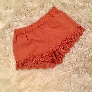 Indigo Rein shorts